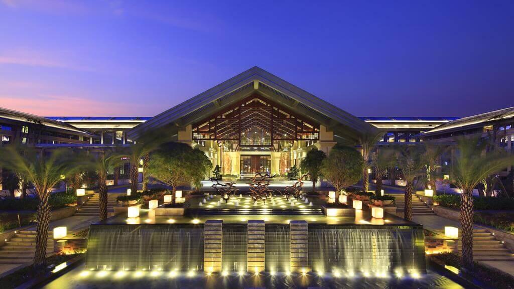 昆明洲际会议酒店