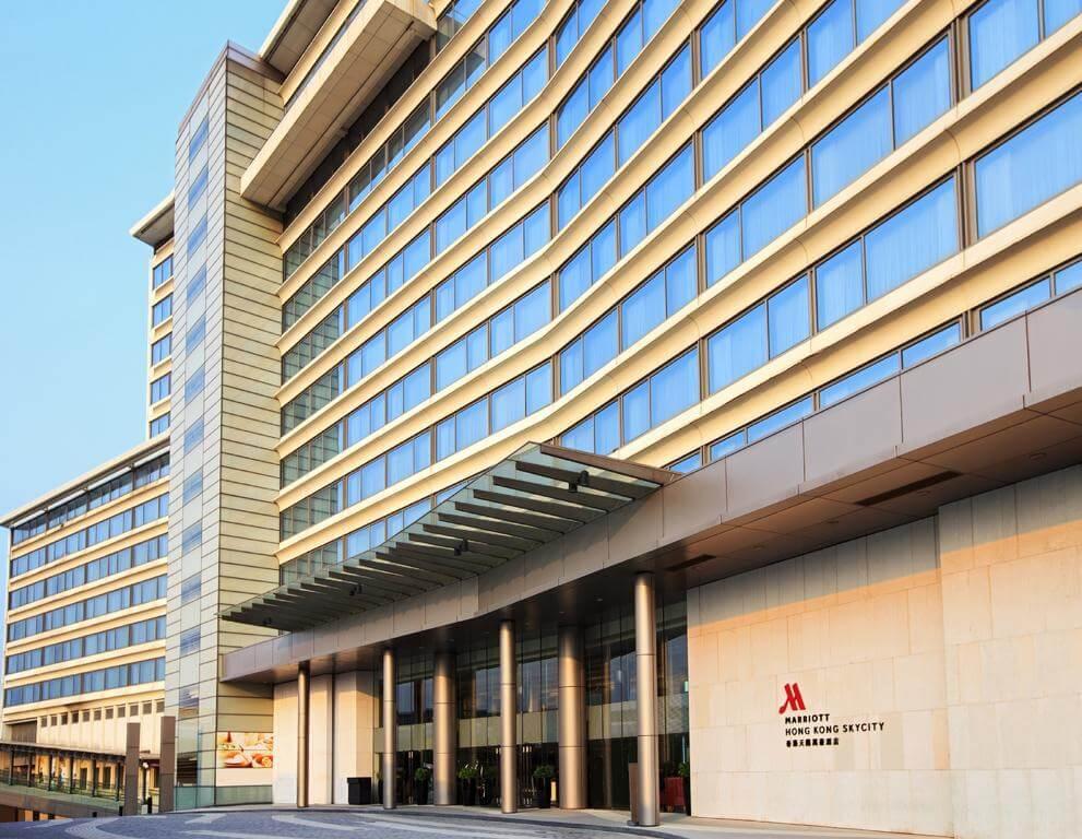 香港天际万豪会议酒店