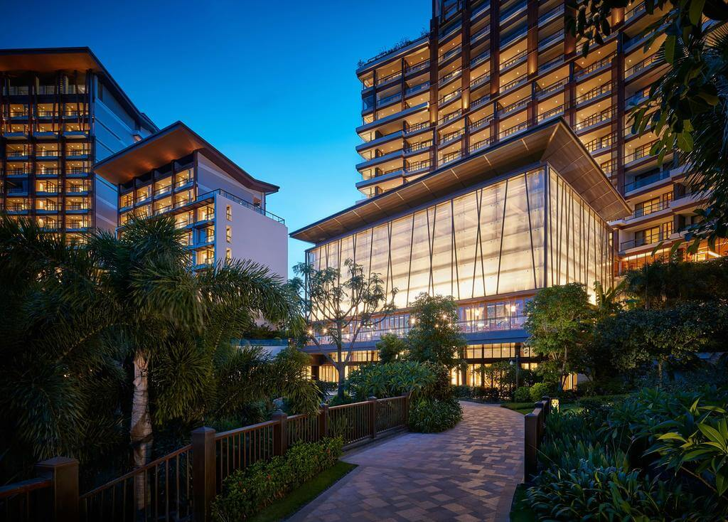 三亚海棠湾君悦会议酒店