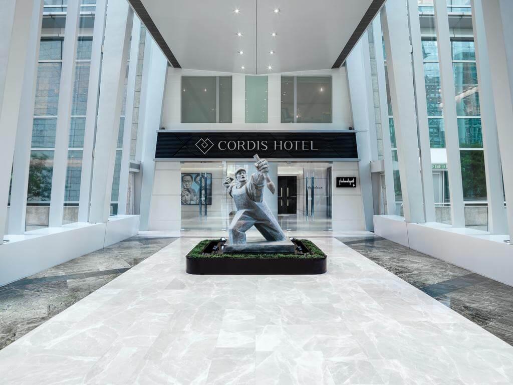 香港康得思会议酒店