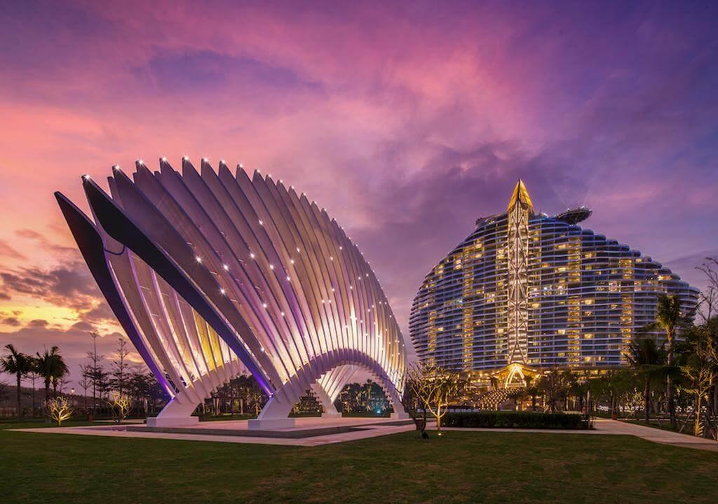 三亚海棠湾红树林度假会议酒店