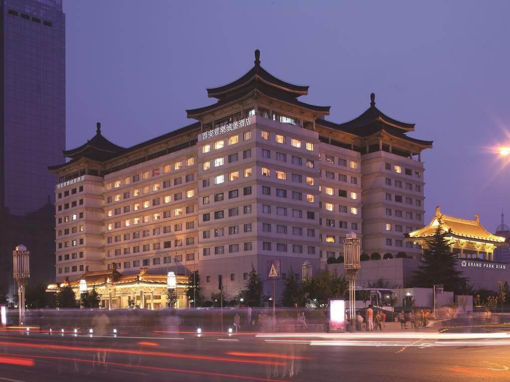西安君乐城堡会议酒店