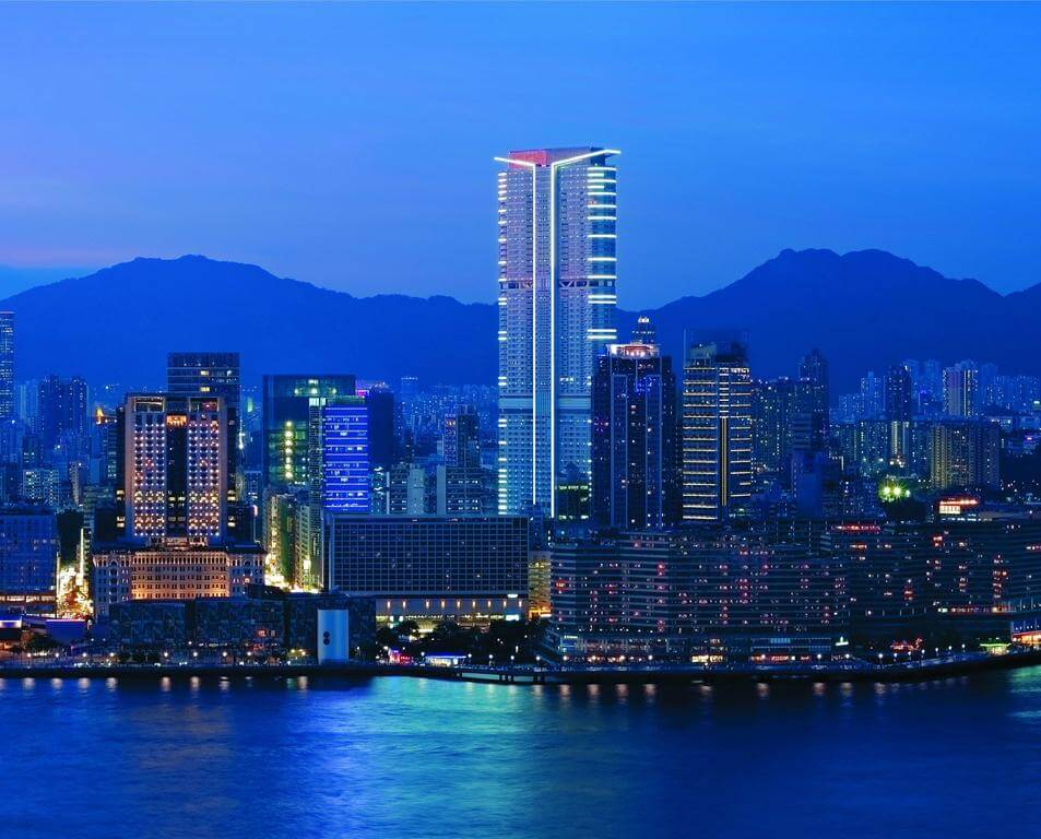 香港尖沙咀凯悦会议酒店