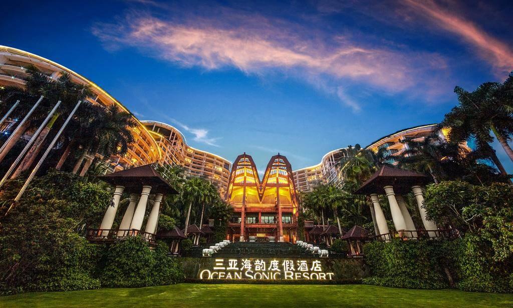 三亚海韵度假会议酒店