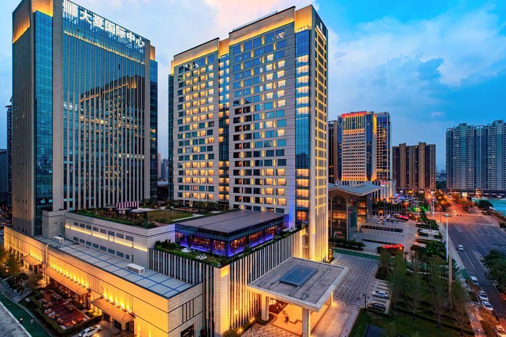 西安万丽会议酒店