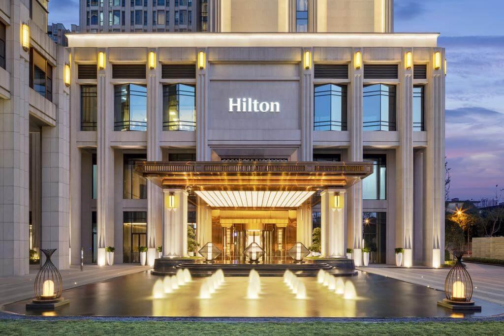 成都协信中心希尔顿会议酒店