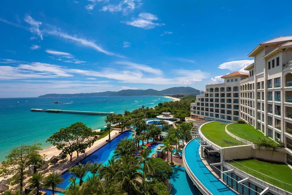 三亚亚龙湾海景国际度假会议酒店