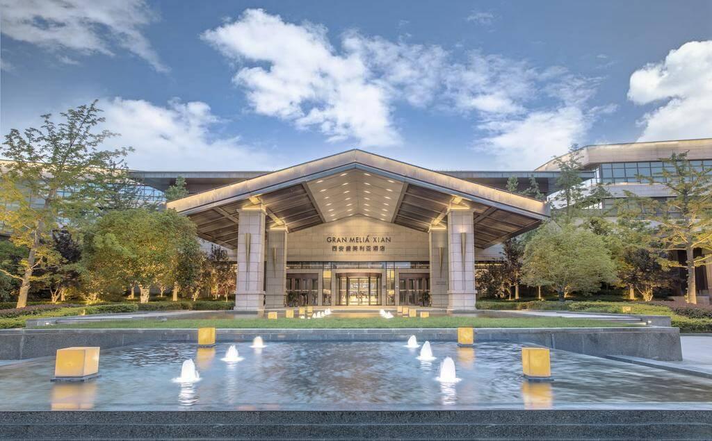 西安盛美利亚会议酒店