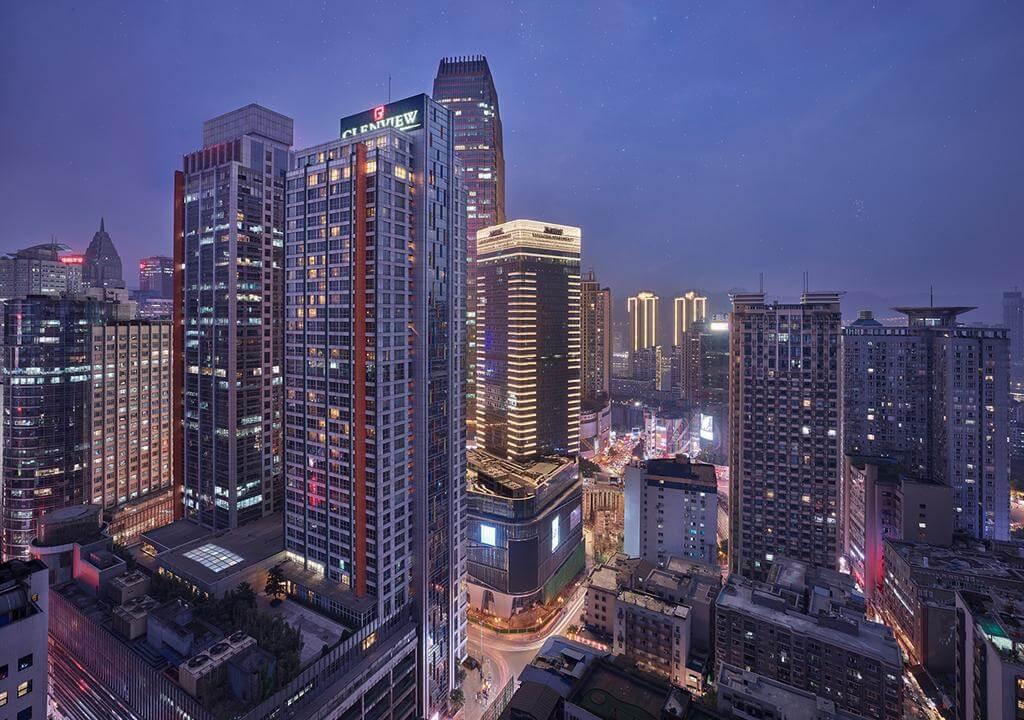 重庆国贸格兰维会议酒店