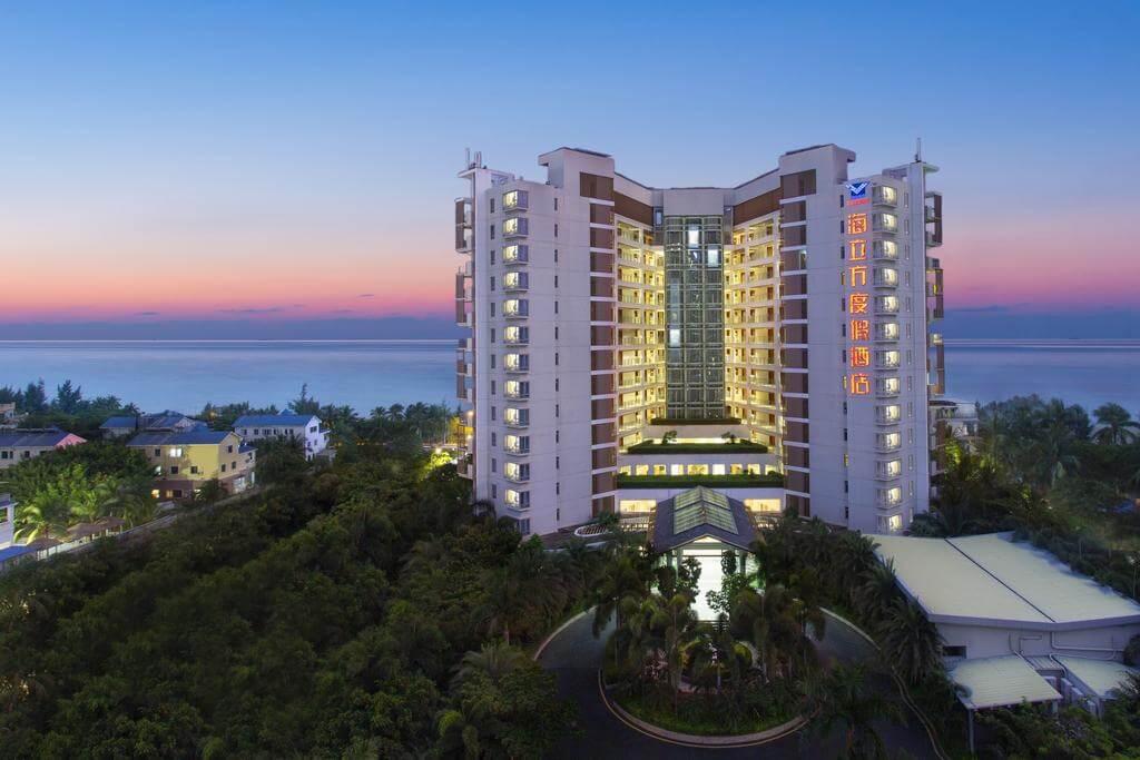 三亚海立方度假会议酒店