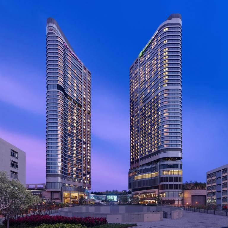 香港九龙东皇冠假日会议酒店