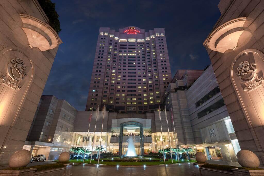 成都总府皇冠假日会议酒店