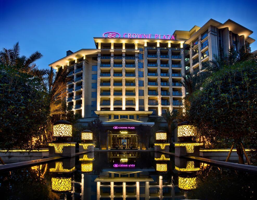 重庆保利花园皇冠假日会议酒店