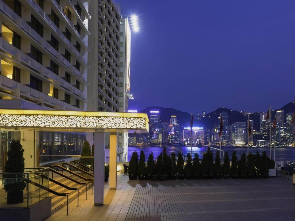 香港马哥孛罗香港会议酒店