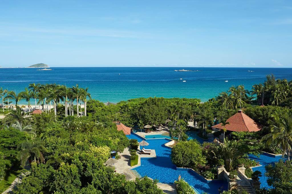三亚亚龙湾万豪度假会议酒店