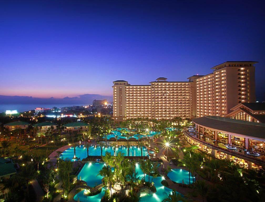 三亚国光豪生度假会议酒店