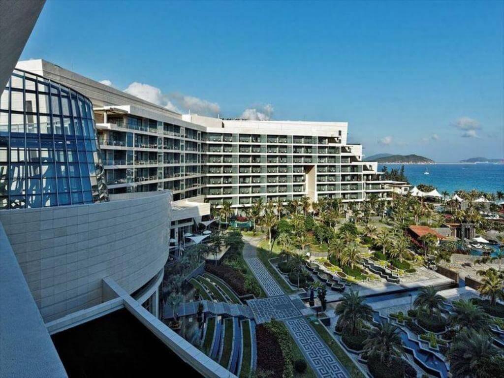 三亚亚龙湾美高梅度假会议酒店