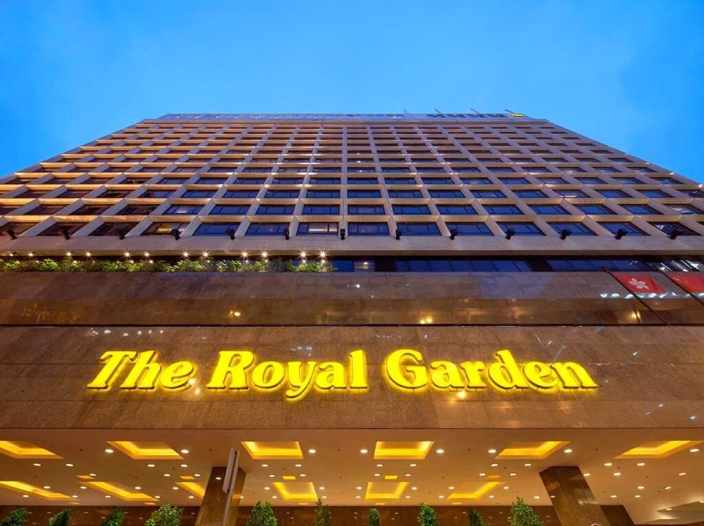 香港帝苑会议酒店