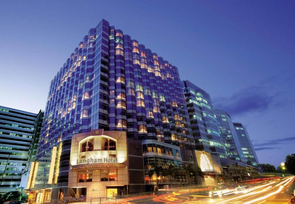 香港朗廷会议酒店
