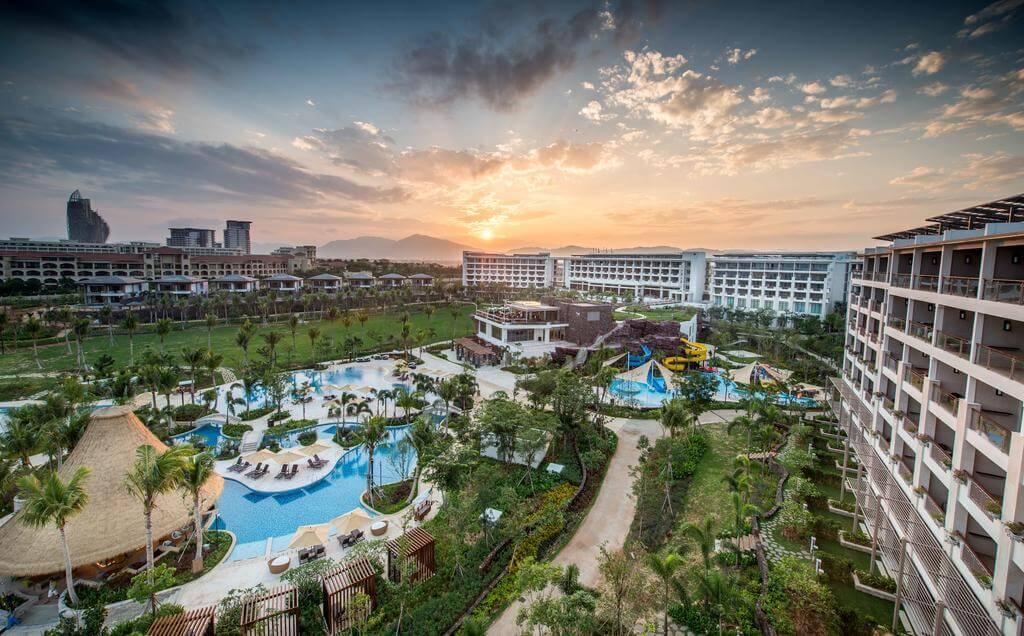 三亚香格里拉度假会议酒店