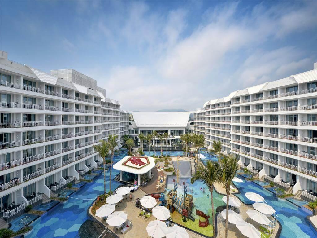 三亚亚龙湾迎宾馆会议酒店