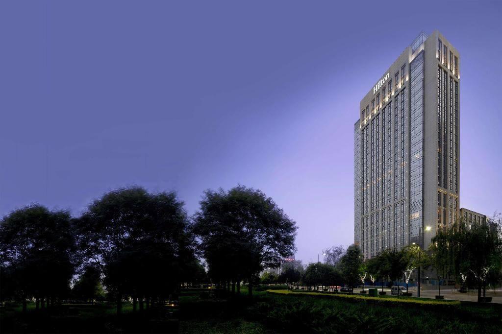 西安高新希尔顿会议酒店