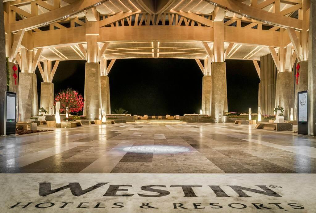 三亚石梅湾威斯汀度假会议酒店