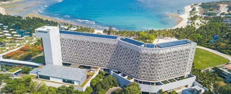 三亚半山半岛洲际度假会议酒店