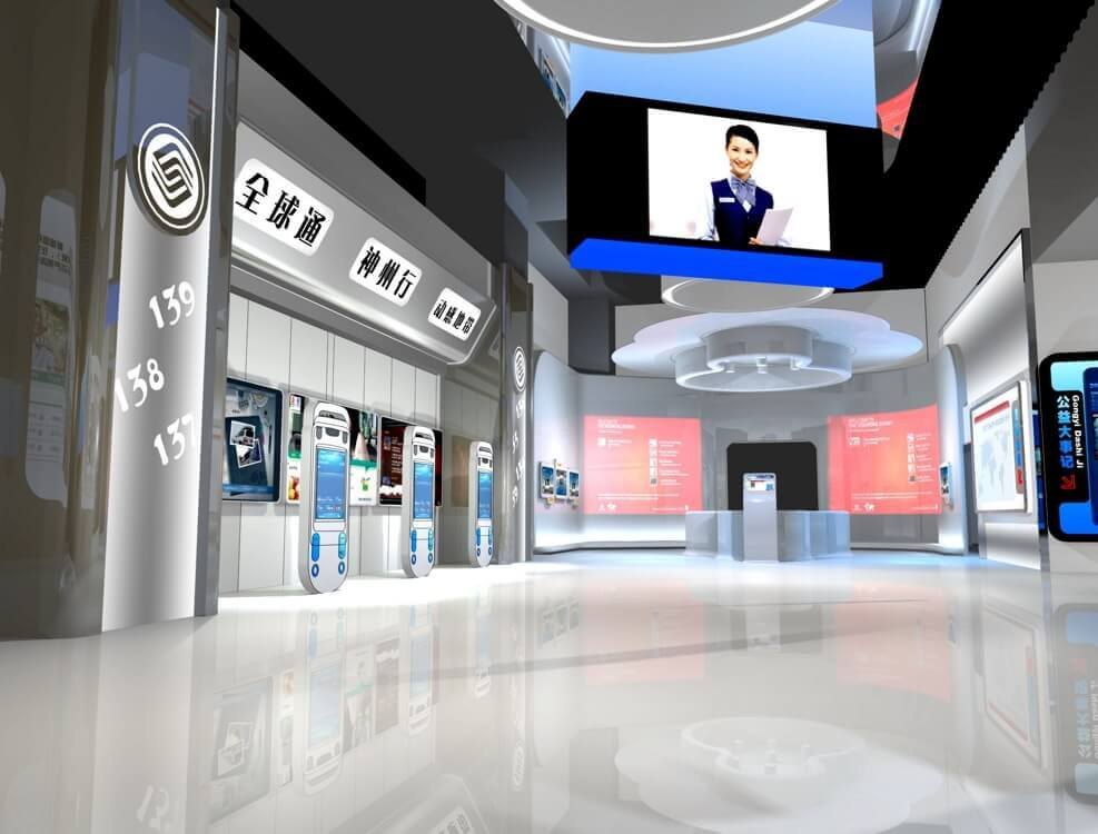 VR技术在展厅设计中应用的好处